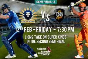 2nd MCL T20 Semi Finals live score