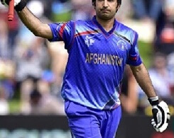 Afghanistan Team For Asia Cup