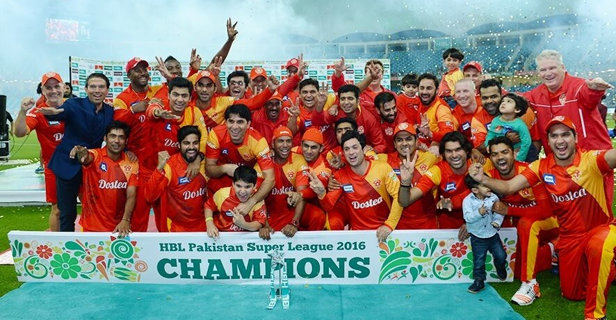 PSL Winner Islamabad United