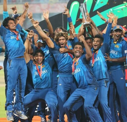 Sri Lanka Team For T20 World Cup 2016