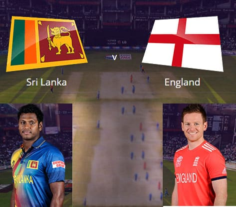 ENG vs SL T20 World Cup Match