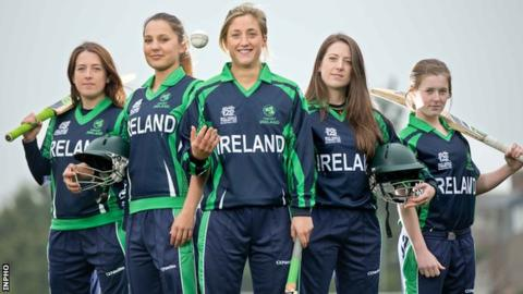 Ireland Women players named out for t20 world cup 2016