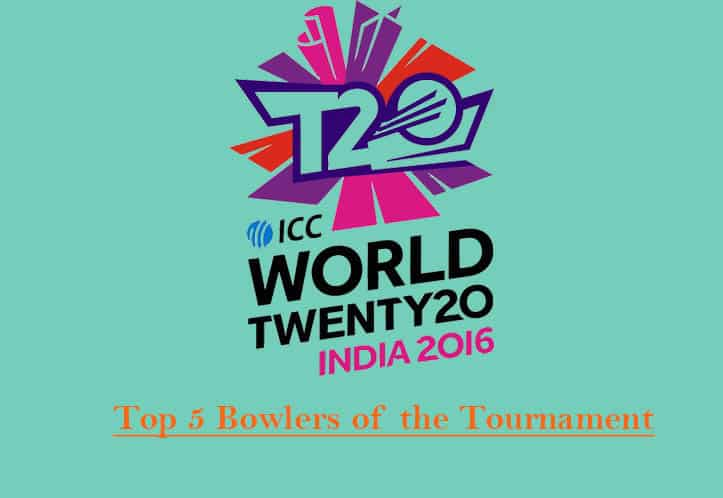 Leading wicket taker T20 World Cup 2016