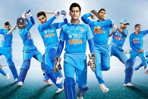 MS Dhoni India Asia Cup-