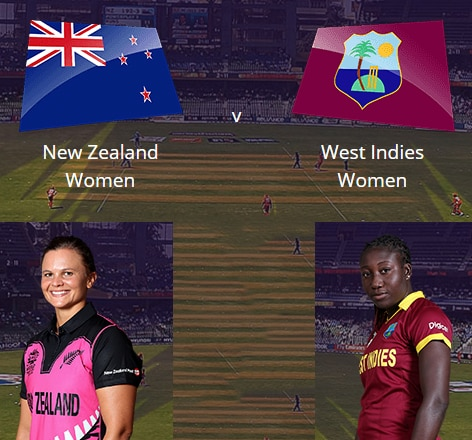 New zealand women vs West Indies women