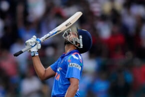 Rohit Sharma century asia cup