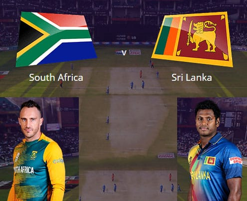 SA vs SL T20 World Cup 2016