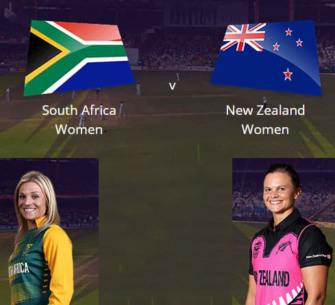 South Africa women vs New Zealand Womens