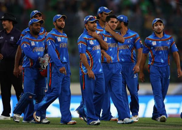 afghanistan won qualifier