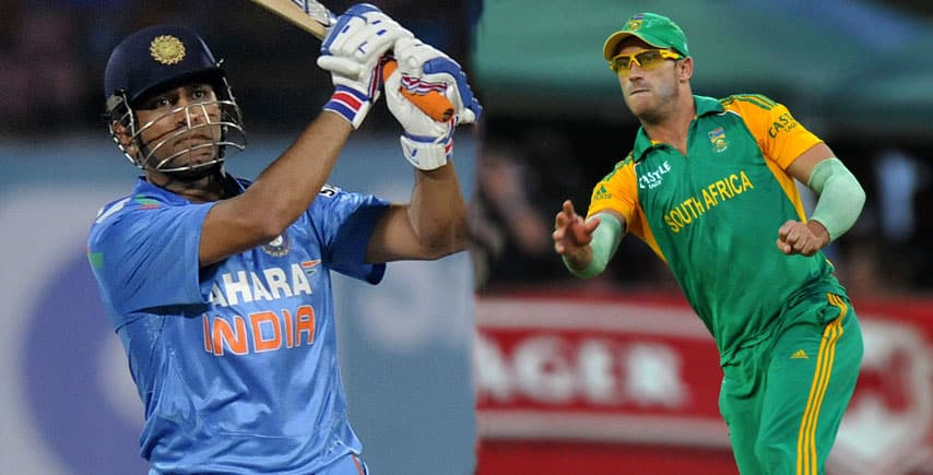 Warm Up India To Take On South Africa World T20 2016
