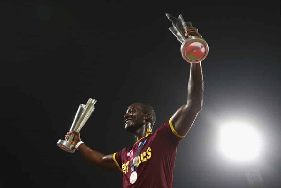 Darren Sammy Speech T20 World Cup