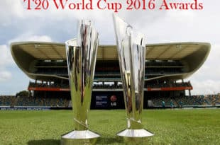 Man of the Tournament T20 World Cup 2016