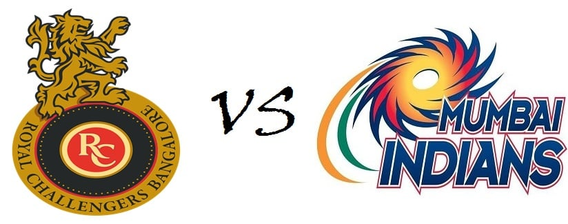 Rcb Vs Mi Ipl 2016 T20 Match 41st Live Score Card And Preview