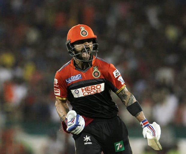 RCB won against DD