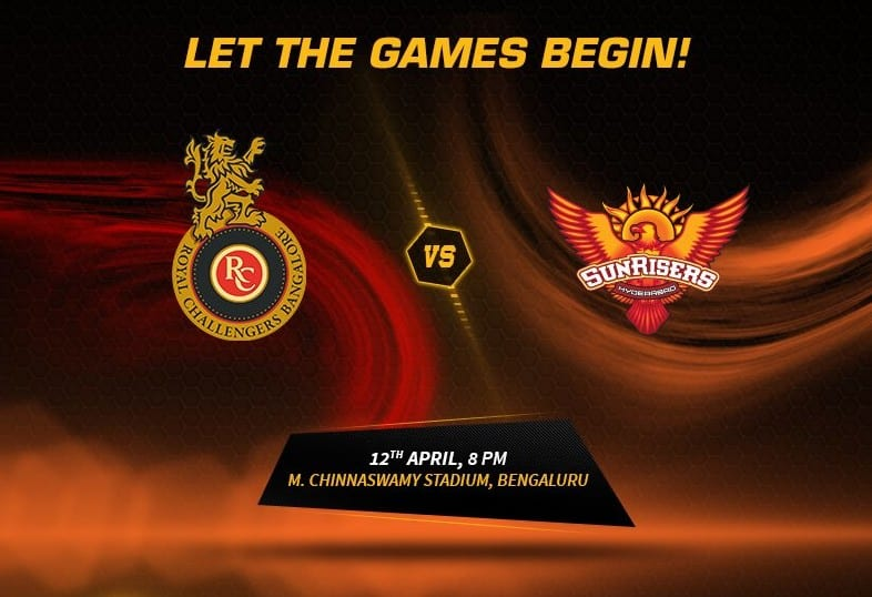 rcb vs srh match 4