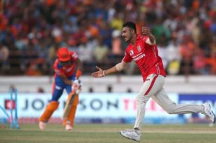 First Hat trick IPL 2016