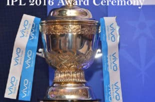 IPL 2016 award Ceremony