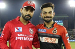 RCB vs KXIP Match