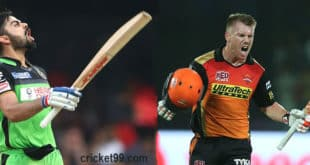 RCB vs SRH IPL 2016 Final