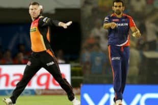 SRH vs DD Match