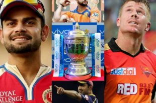 Teams IPL 2016 Playoffs