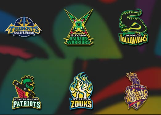 CPL 2016 Teams