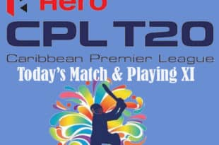 Today match CPL 2016