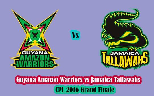 GAW vs JT CPL Final 2016