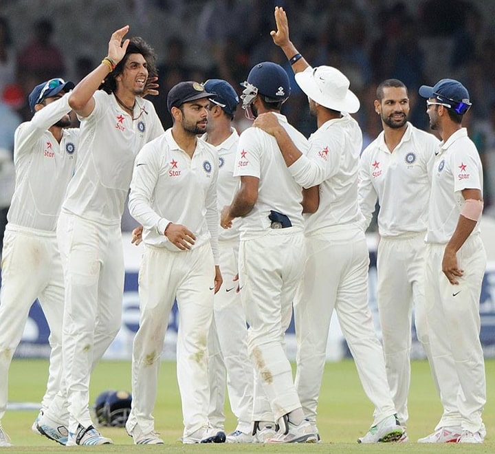 indian test team ind vs eng 2016